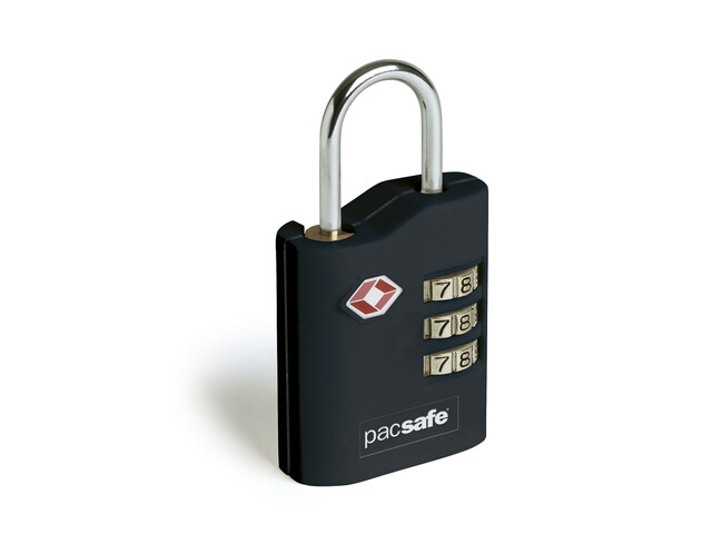 Pacsafe Prosafe 700 TSA Accepted Luggage Lock black